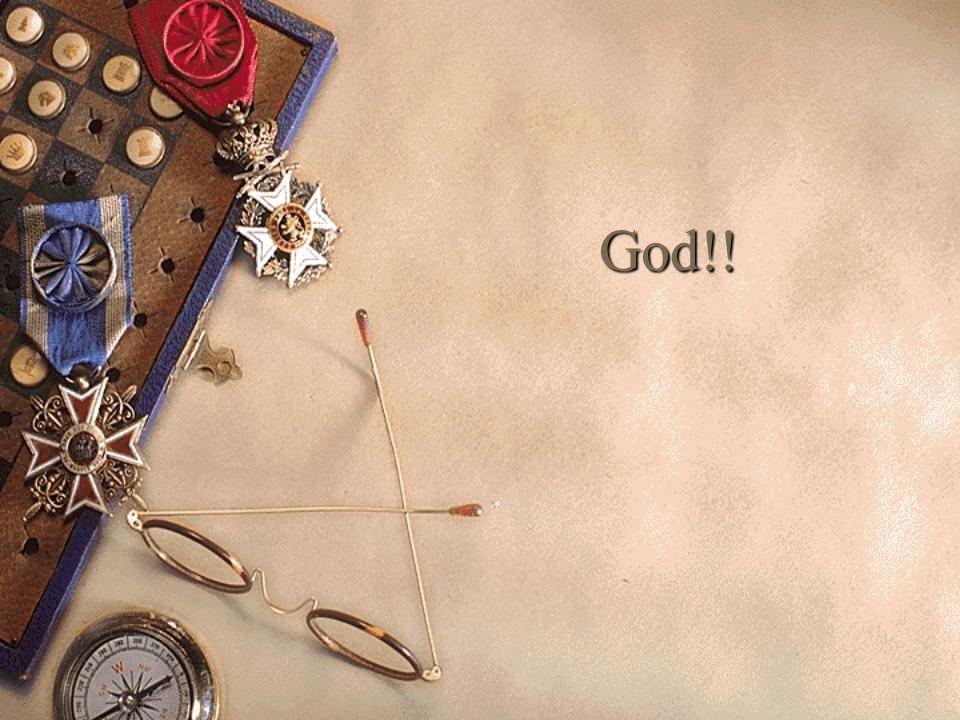 God!!