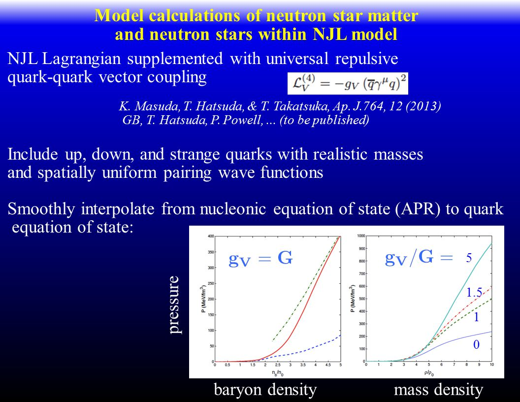 Model calculations of neutron star matter and neutron stars within NJL model NJL Lagrangian supplemented with universal repulsive quark-quark vector c