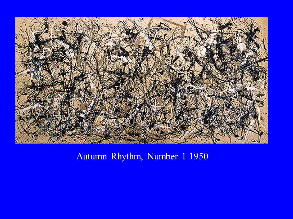 Autumn Rhythm, Number 1 1950