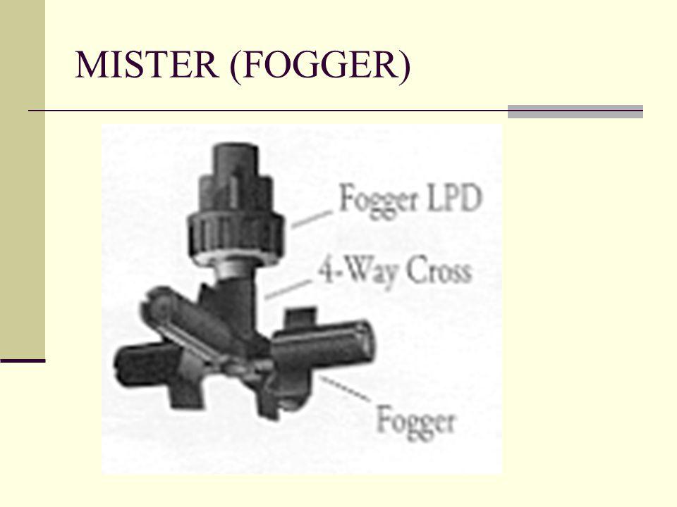 MISTER (FOGGER)