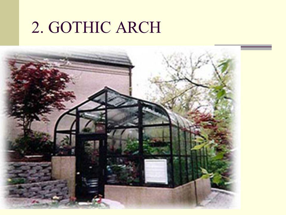 2. GOTHIC ARCH