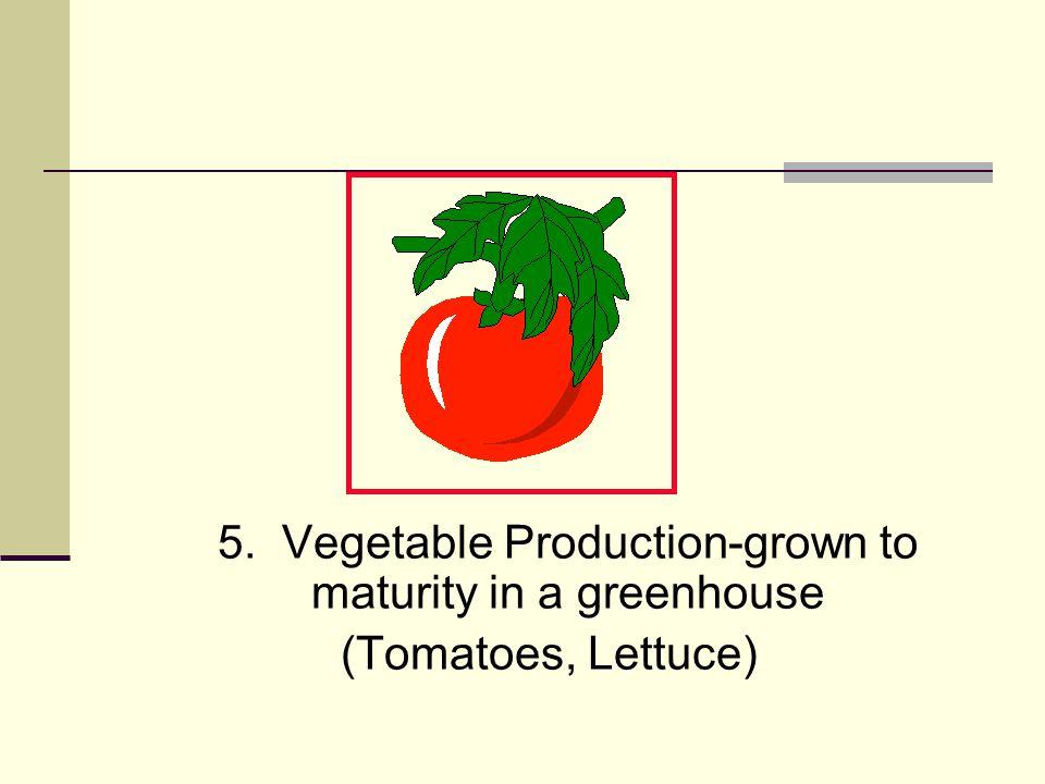 6. Woody Ornamental Propagation Reproducing more plants such as: azalea, forsythia, gardenia, etc.