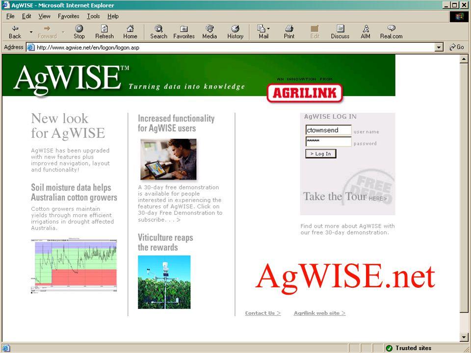 AgWISE.net