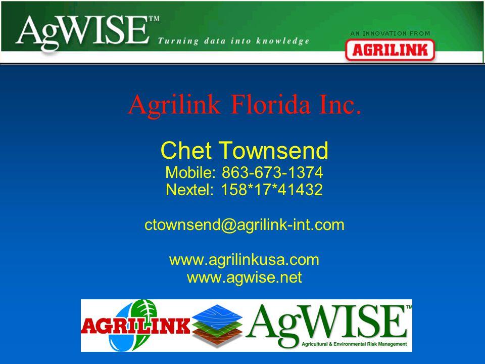 Agrilink Florida Inc.