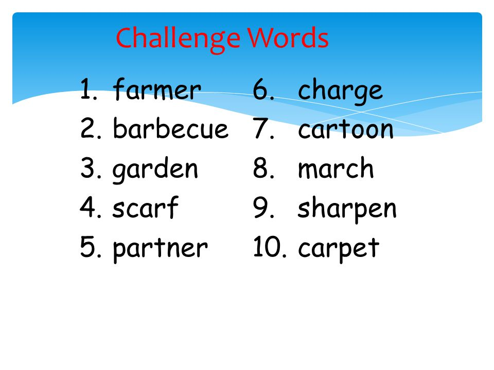 Build Vocabulary Connections planstechnologycleaned pollutiontransportationstreams Think of your differentiated vocabulary words, how might you use these words together.