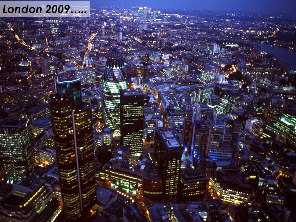 London 2009…..