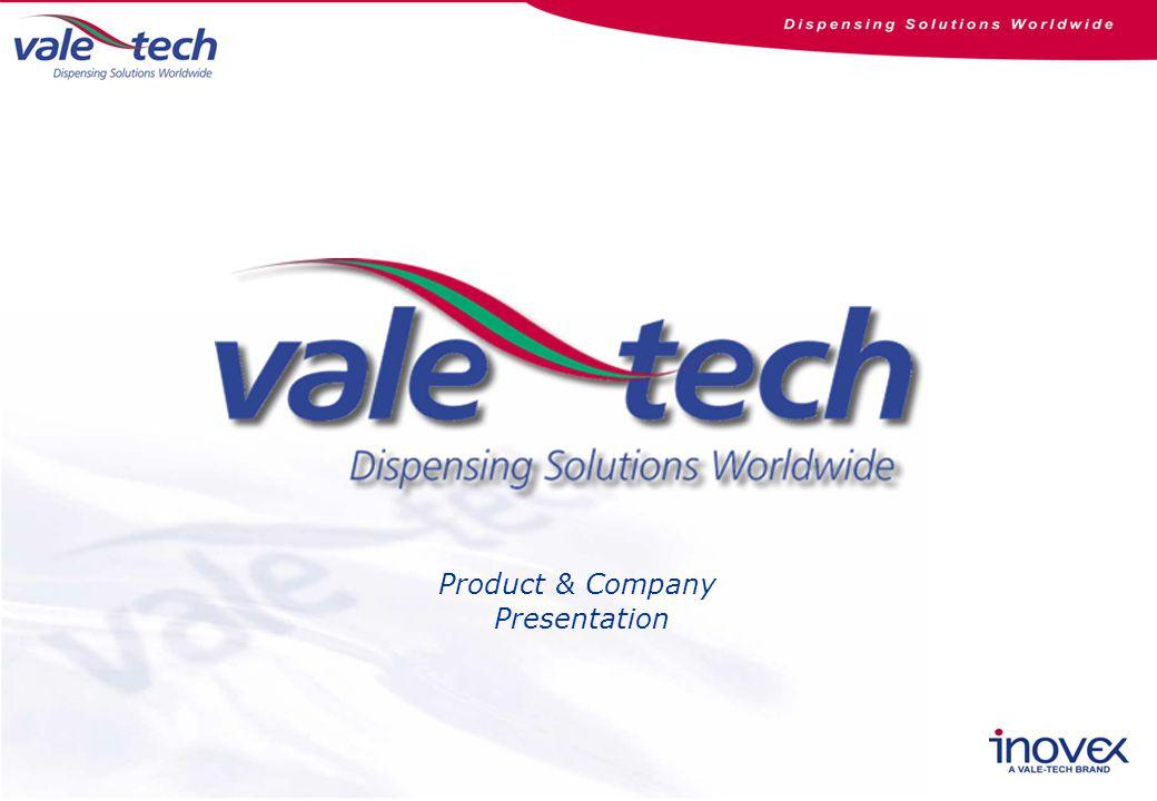 Product & Company Presentation