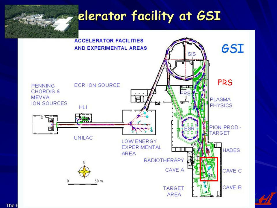 The HypHI project, T.R. Saito, HYP2006 Mainz Accelerator facility at GSI FRS