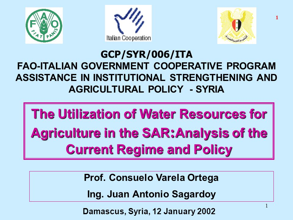 12 Financial returns of water by farm type, water source and irrigation technology Large farm Medium farm Small farm 12