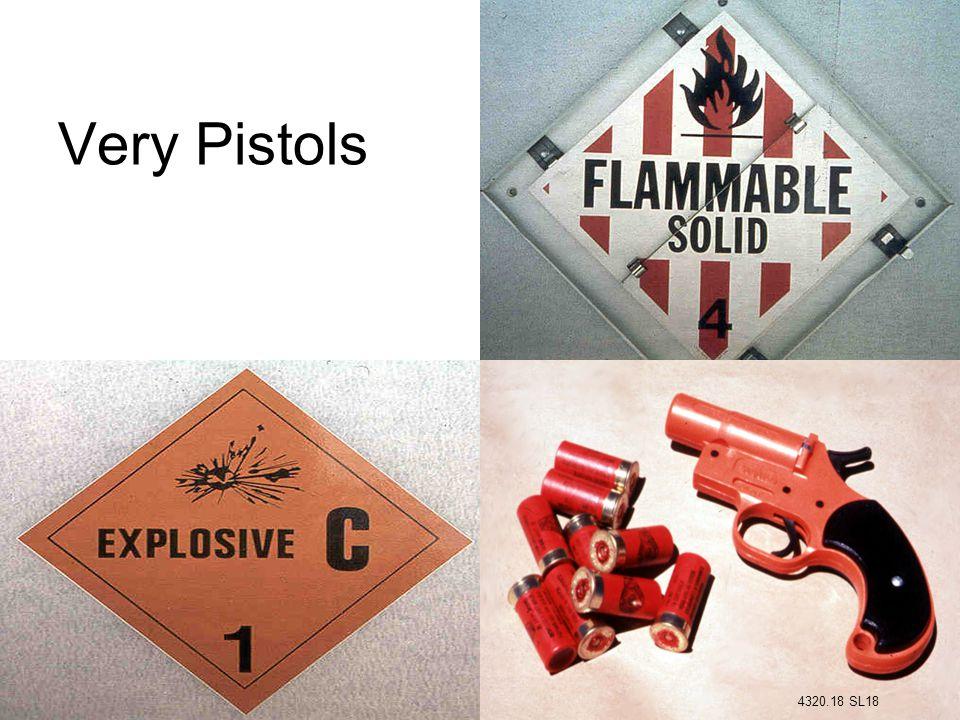 Very Pistols 4320.18 SL18