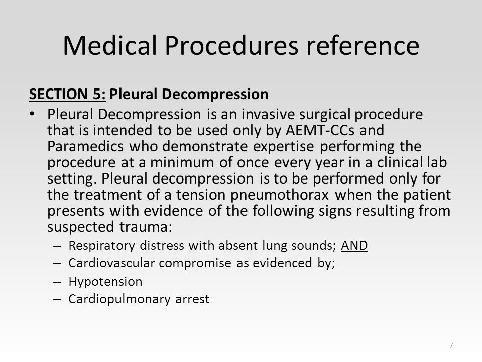 Medical Procedures reference SECTION 6: Medically Facilitated Intubation (replaces RSI) MFI may only be performed by: – HVREMAC credentialed MFI Paramedics, and – on-duty at an HVREMAC MFI approved ALS agency, and – who are trained by the ALS agency to perform MFI and – approved by the agency Medical Director and – with the assistance of a second MFI trained Paramedic at the scene.