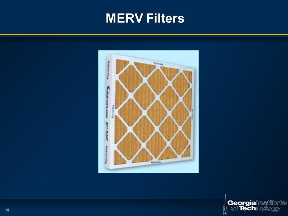 14 MERV Filters