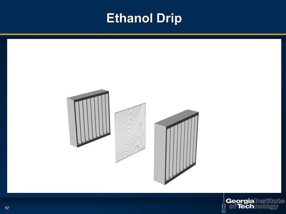 17 Ethanol Drip