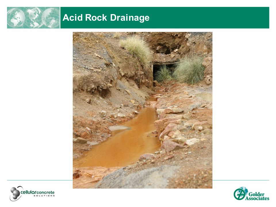 Acid Rock Drainage