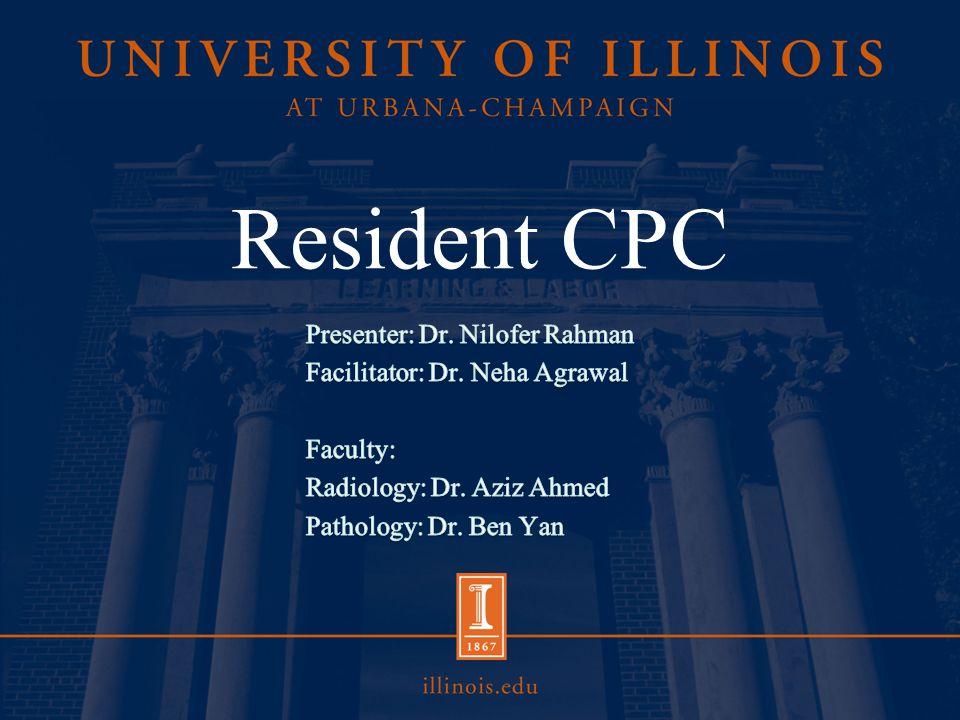 Resident CPC