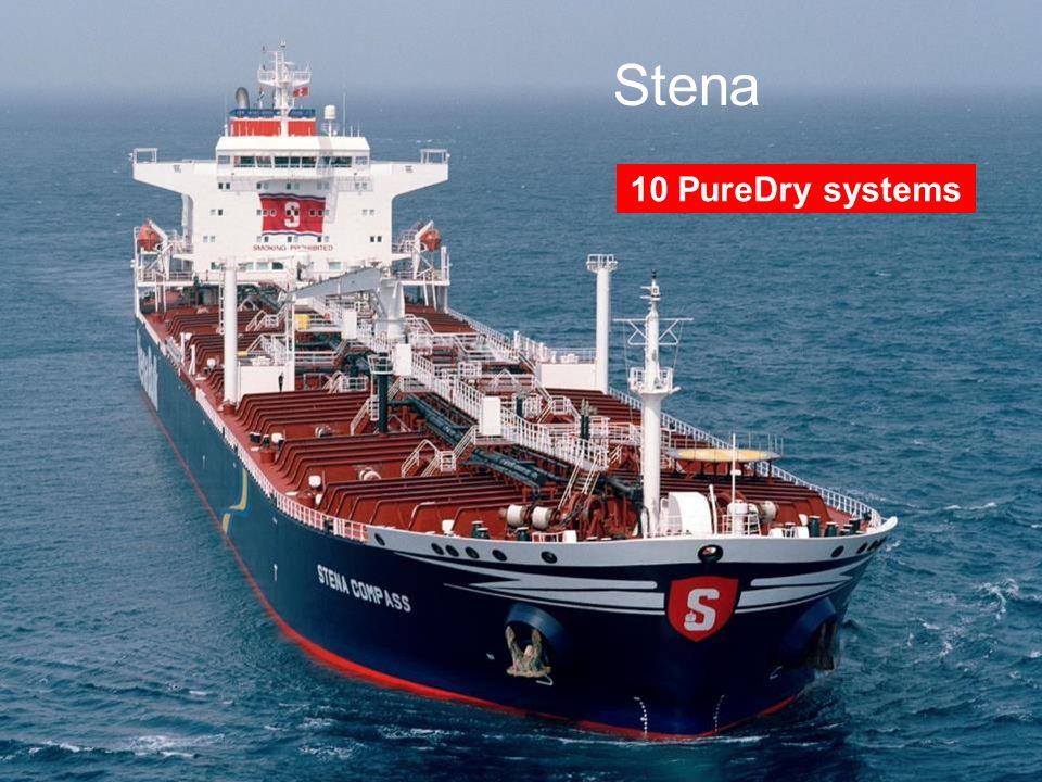 www.alfalaval.com Stena 10 PureDry systems