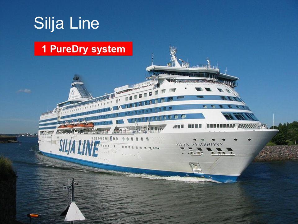 www.alfalaval.com Silja Line 1 PureDry system