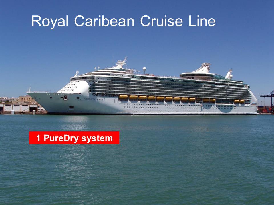 www.alfalaval.com © Alfa LavalSlide 31 Royal Caribean Cruise Line 1 PureDry system