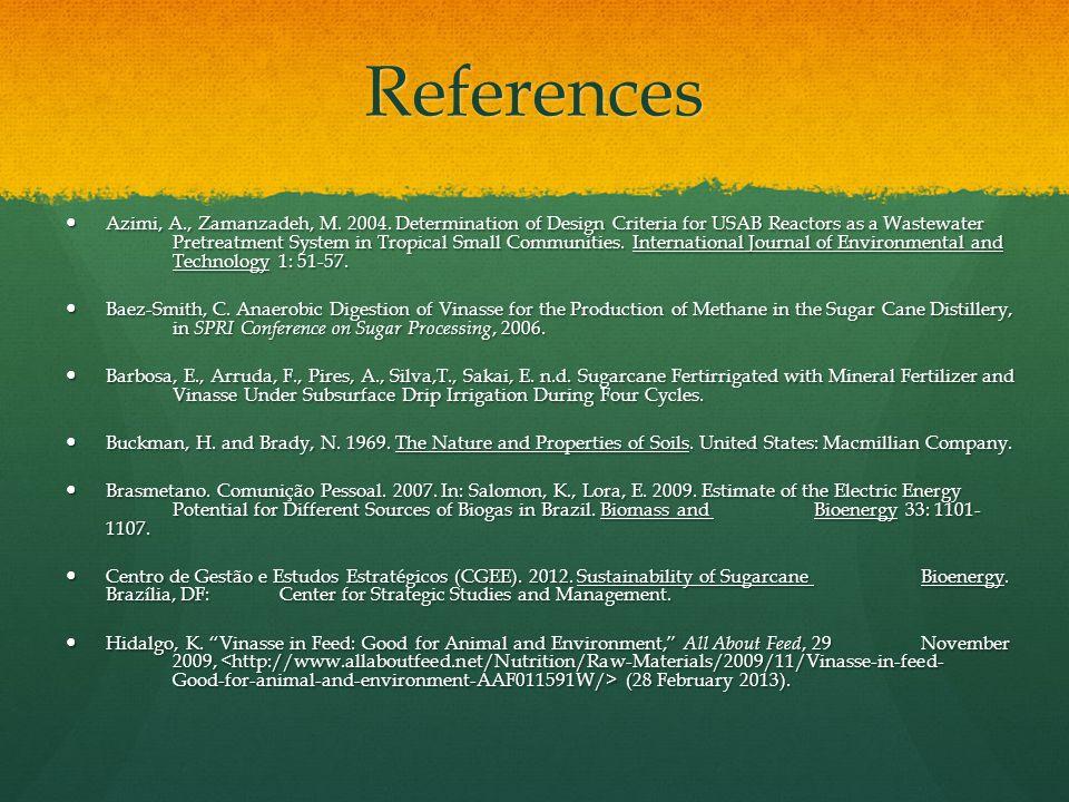 References Azimi, A., Zamanzadeh, M. 2004.