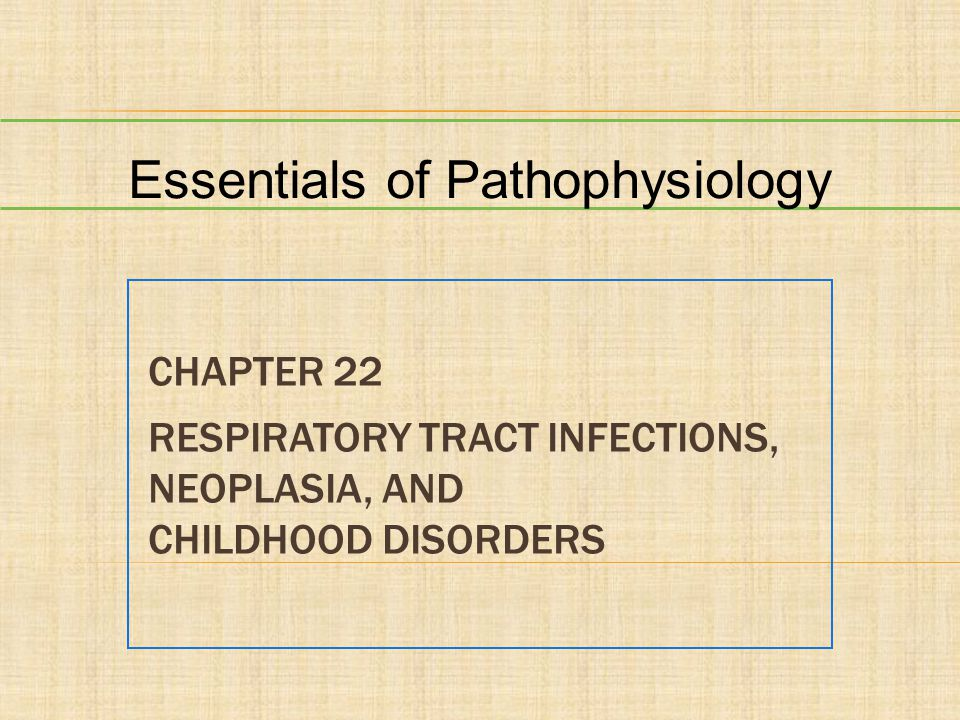 PRE LECTURE QUIZ  Bacteria are the most frequent cause of respiratory tract infections.