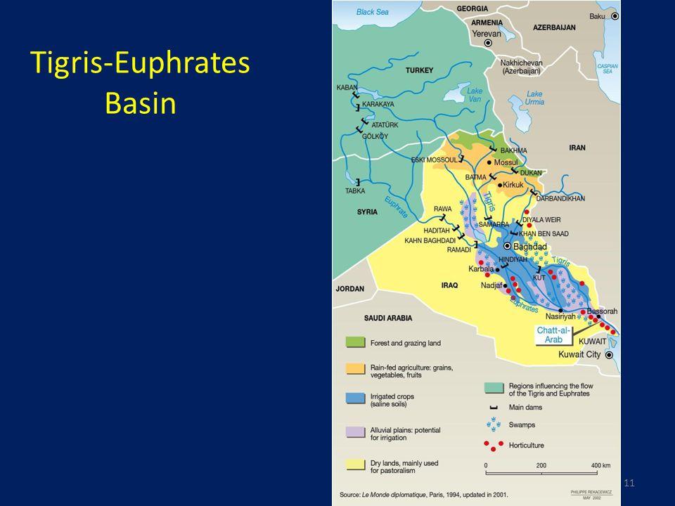 Tigris-Euphrates Basin 11