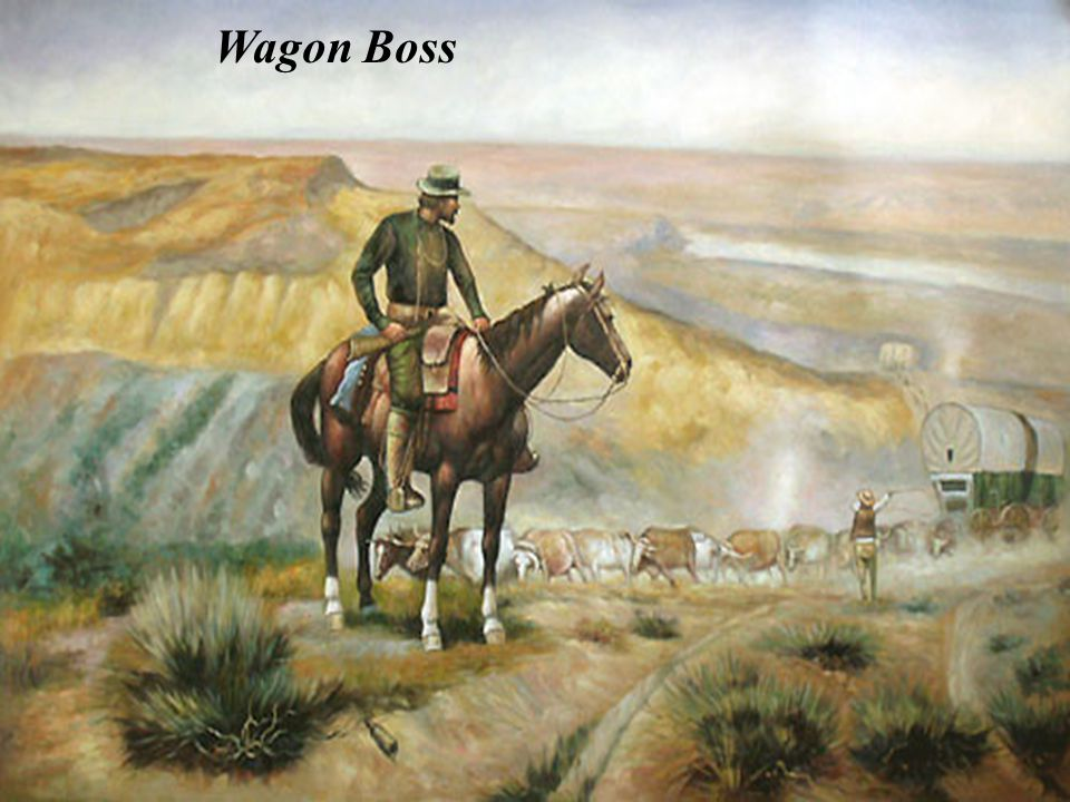 Wagon Boss