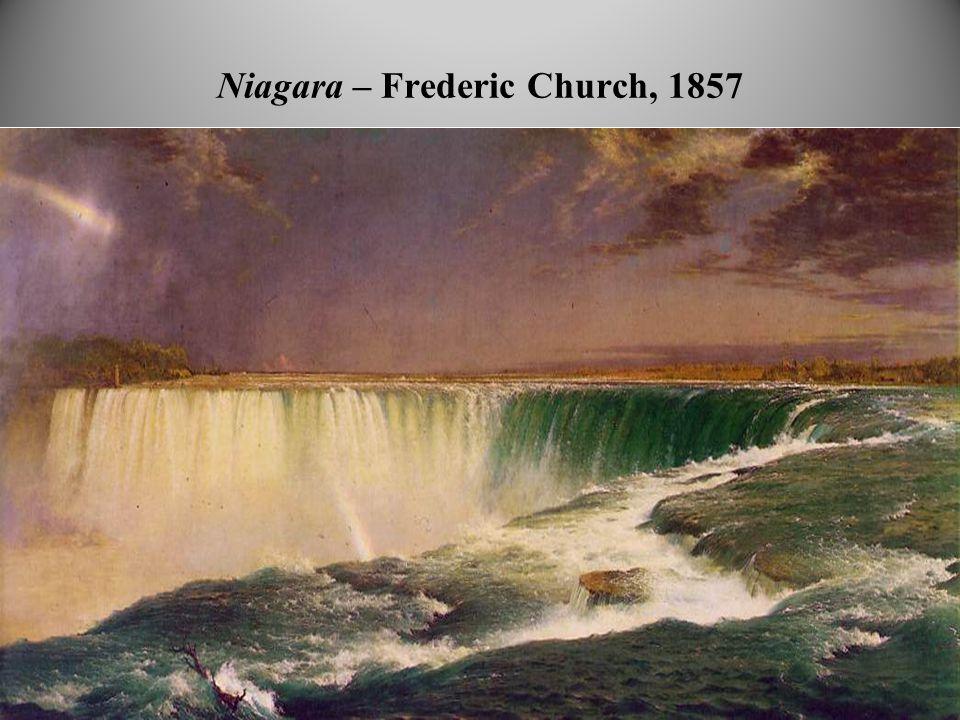 Niagara – Frederic Church, 1857