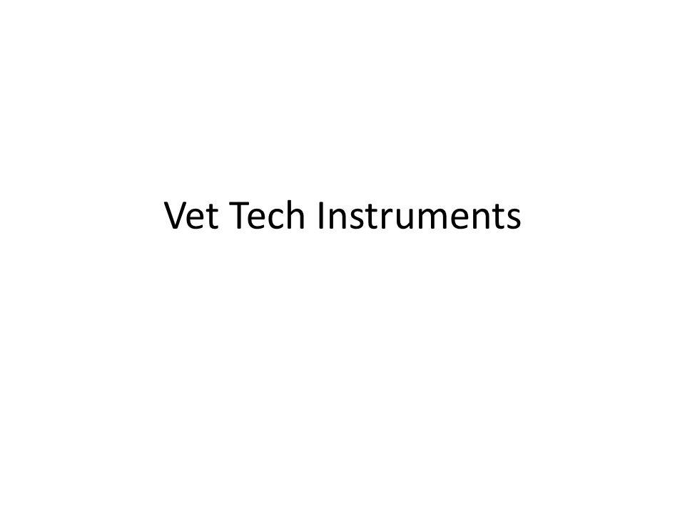 Vet Tech Instruments