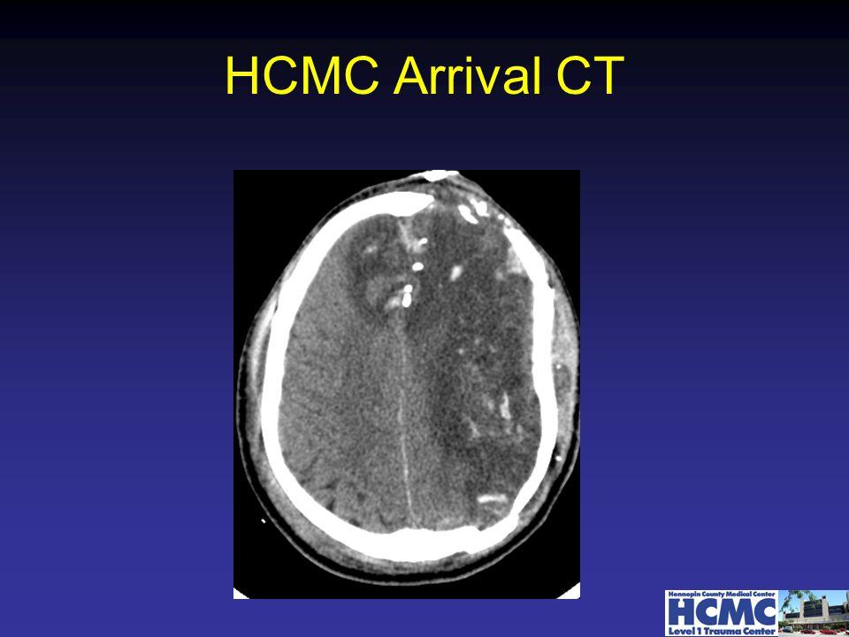 HCMC Arrival CT