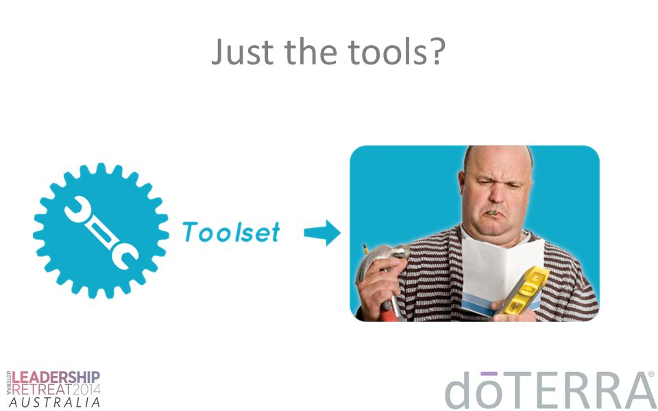 Just the tools?