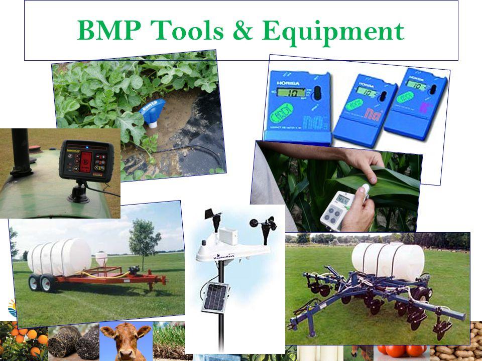 BMP Tools & Equipment