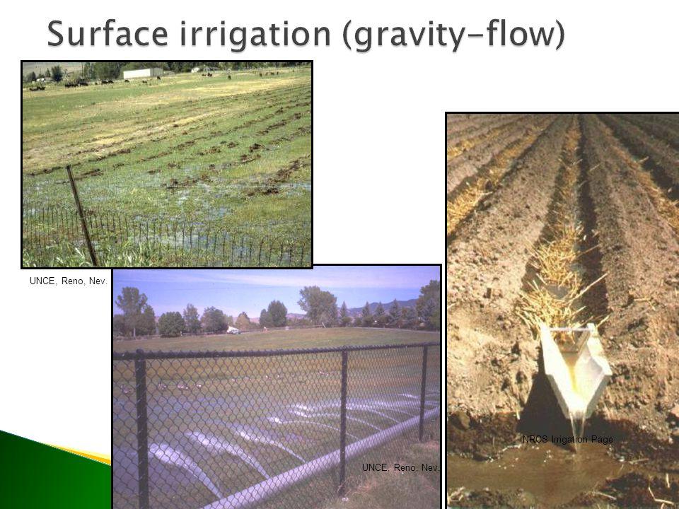 NRCS Irrigation Page UNCE, Reno, Nev.