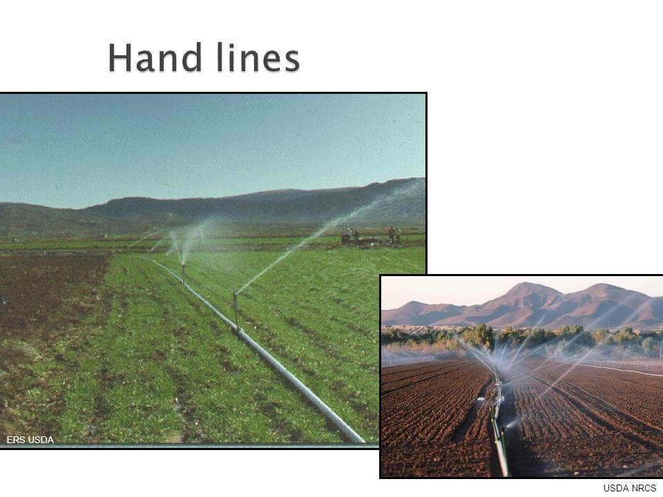 Hand lines ERS USDA USDA NRCS