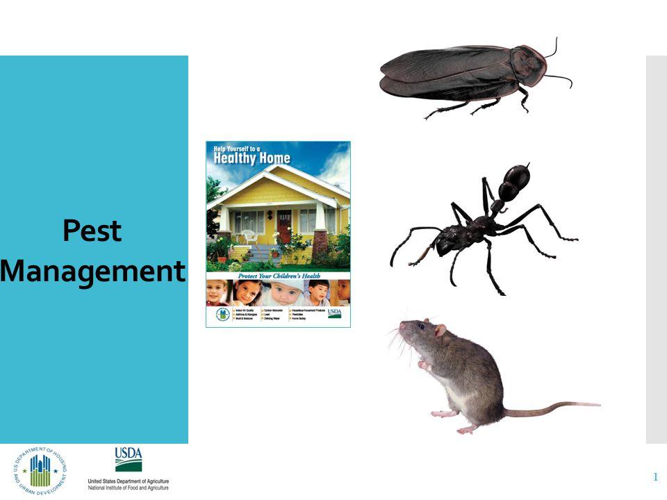 Pest Management 1