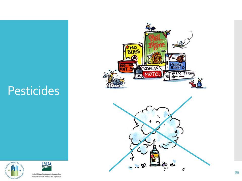 Pesticides 50