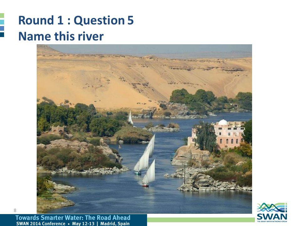 Bonus Question From source to sea, how long is the Nile in kilometres? 9