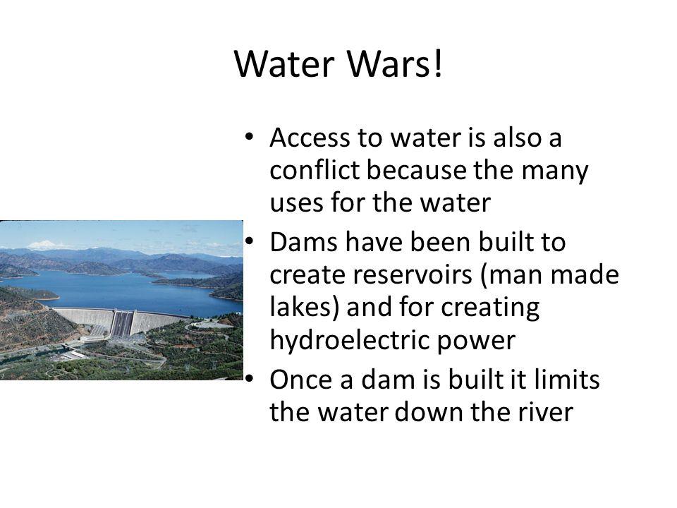 Water Wars.
