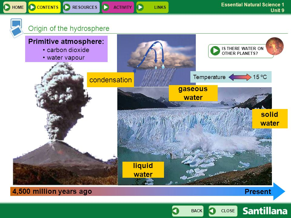 Essential Natural Science 1 Unit 9 What causes water pollution.