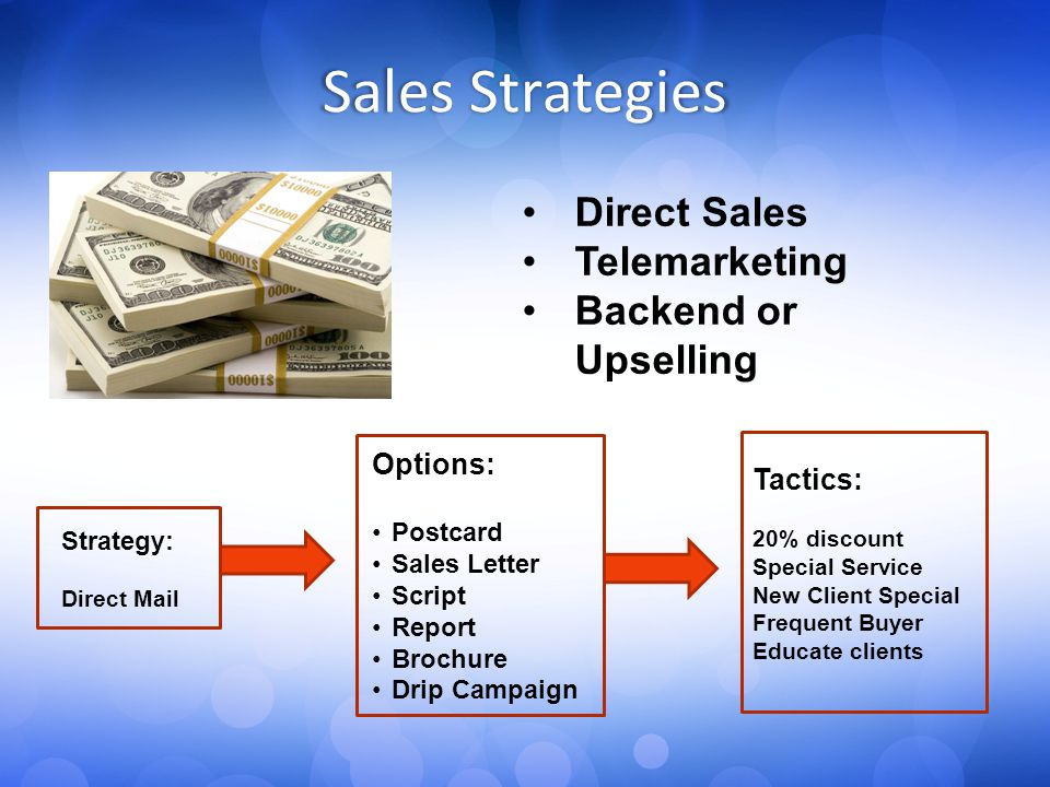 Marketing Strategies 17 Marketing Strategies means more opportunity for your business growth.