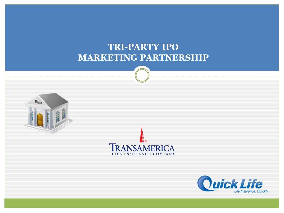 TRI-PARTY IPO MARKETING PARTNERSHIP