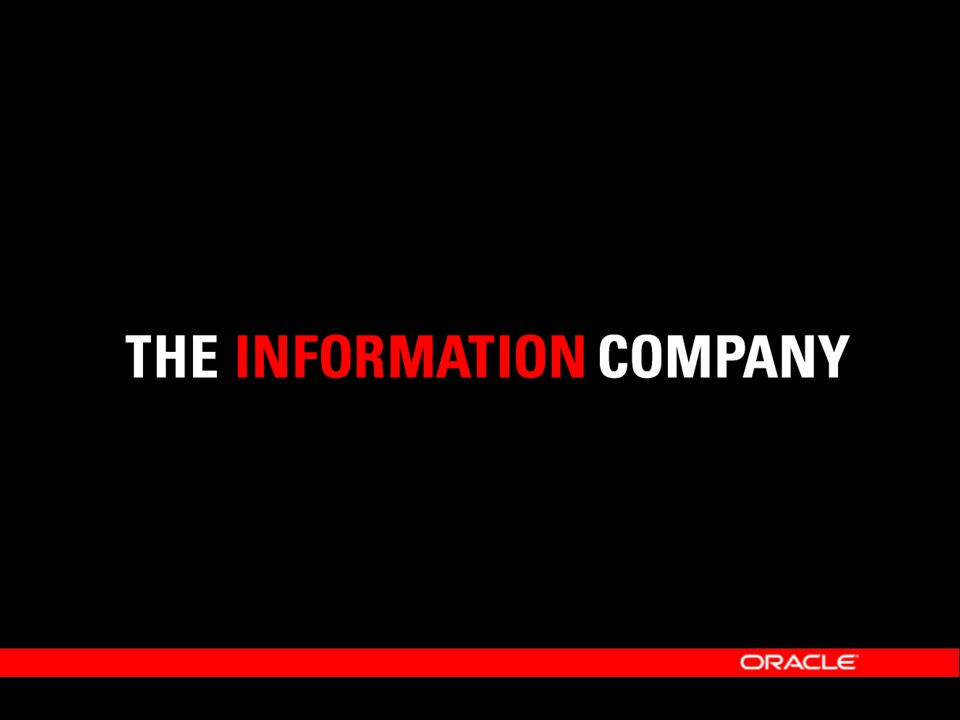 Raghu Kodali Consulting Product Manager & SOA Evangelist Oracle Application Server This presentation is for informational purposes only and may not be incorporated into a contract or agreement.