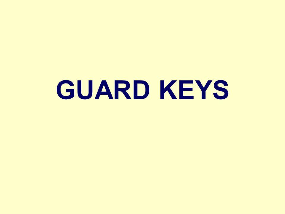 GUARD KEYS