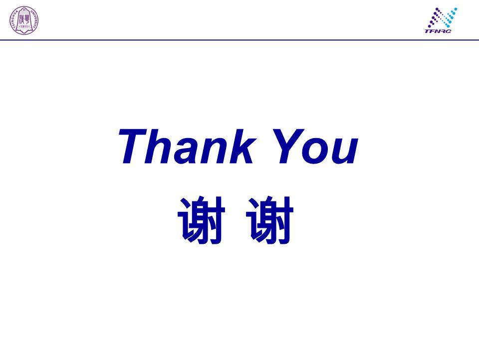 Thank You 谢 谢谢 谢