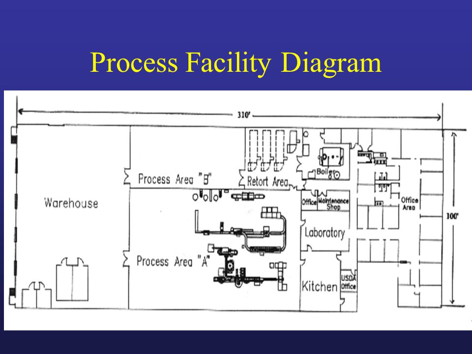 Process Facility Diagram