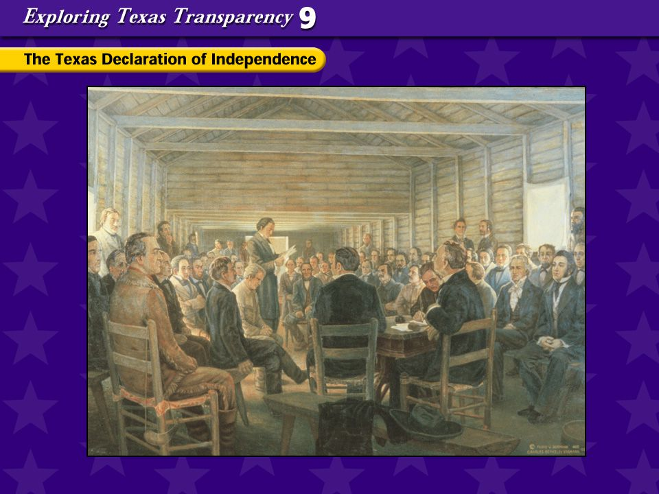 Consultation of 1835 The members: The members: –http://www.tamu.edu/ccbn/dewitt/consultatio ns4.htm
