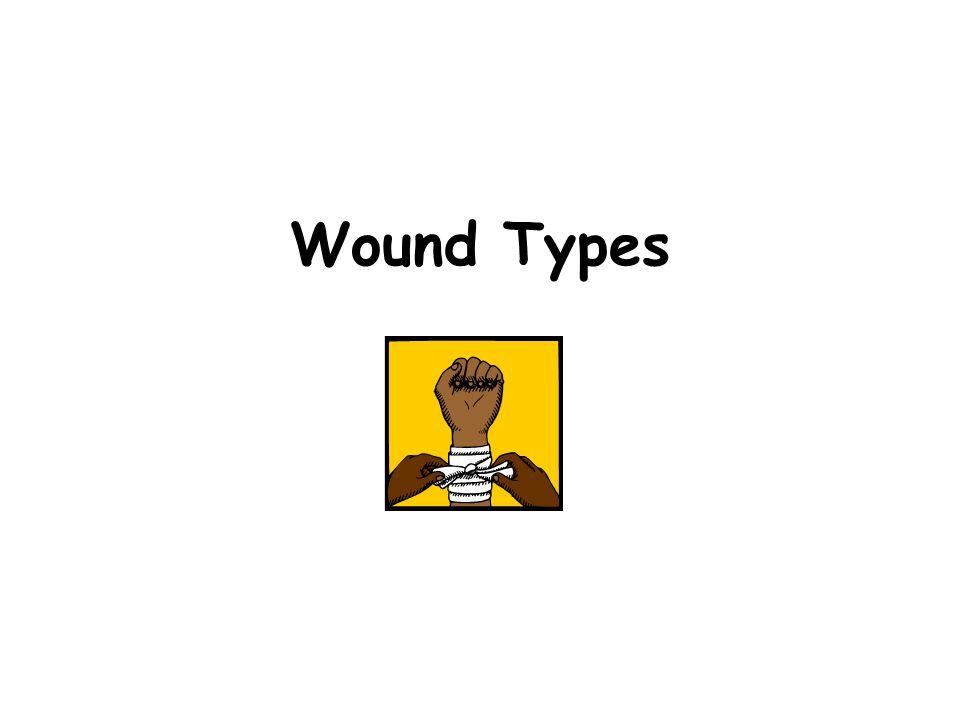 Wound Types
