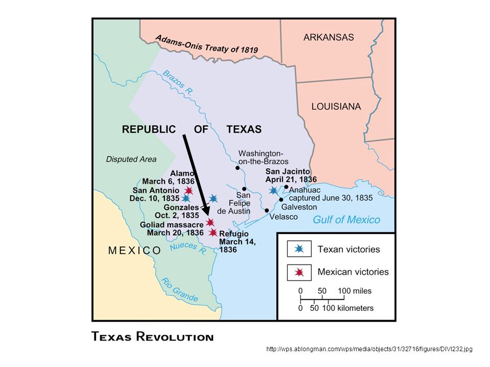 Goliad Massacre 9 Texans killed, 50 wounded.50 Mexicans killed, 140 wounded.