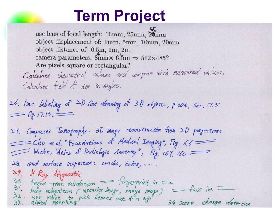 DC & CV Lab. CSIE NTU Term Project