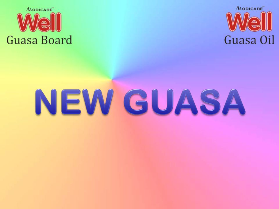 Well Guasa Board Direction for use: Apply a few drops of Well Guasa Oil on the part of the body.