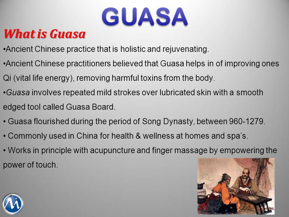Well Guasa Oil Caution Although Guasa and the use of essential oils are an excellent way of promoting wellbeing, they are not a substitute for conventional medical treatment.